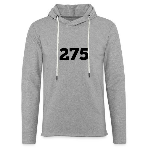 275 - Light Unisex Sweatshirt Hoodie