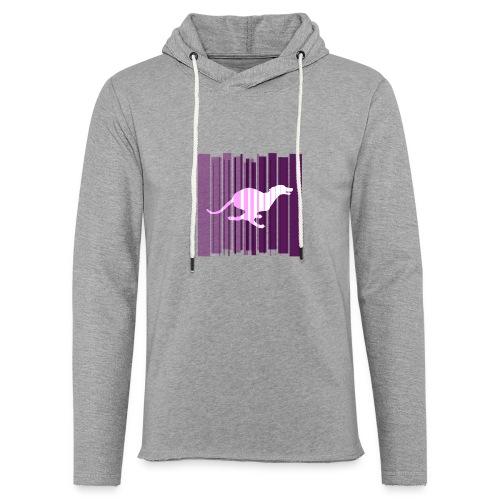Sighthound In Purple Women's T - Light Unisex Sweatshirt Hoodie