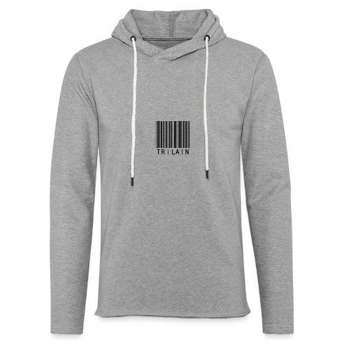 Trilain - Standard Logo T - Shirt White - Lichte hoodie unisex