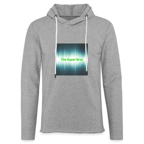 The Super Bros - Standard Fan trøje - Let sweatshirt med hætte, unisex