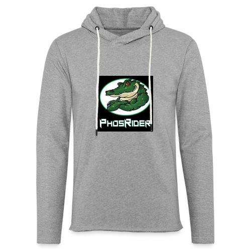 PhosRider - Sweat-shirt à capuche léger unisexe