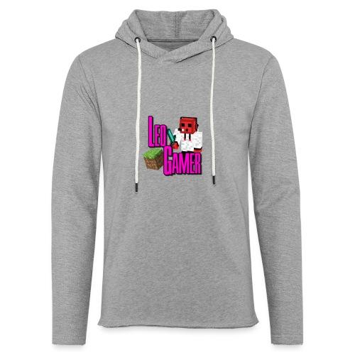 LeoGamer Minecraft - Light Unisex Sweatshirt Hoodie