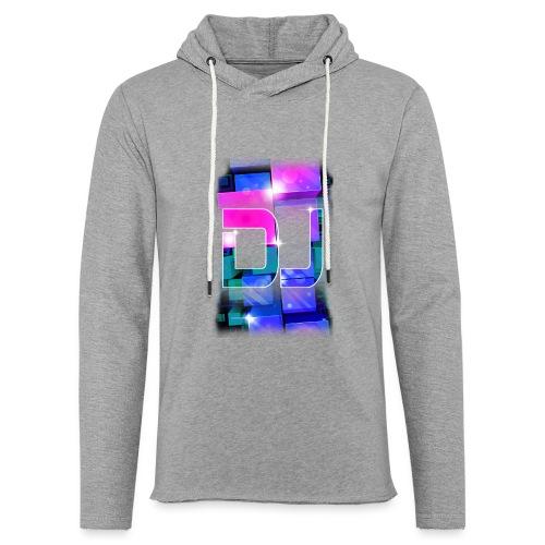 DJ by Florian VIRIOT - Sweat-shirt à capuche léger unisexe