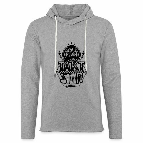 2-Takt-Star / Zweitakt-Star - Light Unisex Sweatshirt Hoodie