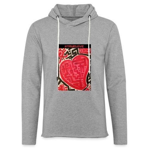 #truelove - Light Unisex Sweatshirt Hoodie