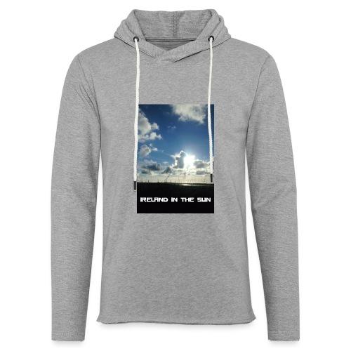 IRELAND IN THE SUN 2 - Light Unisex Sweatshirt Hoodie