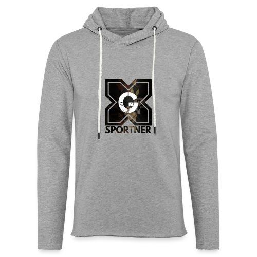 Logo édition limitée GX SPORTNER - Sweat-shirt à capuche léger unisexe