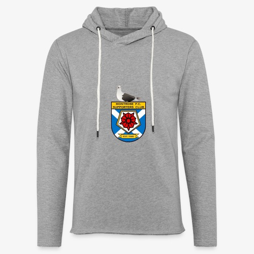 Montrose FC Supporters Club Seagull - Light Unisex Sweatshirt Hoodie