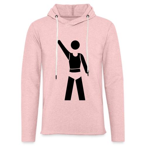 icon - Leichtes Kapuzensweatshirt Unisex