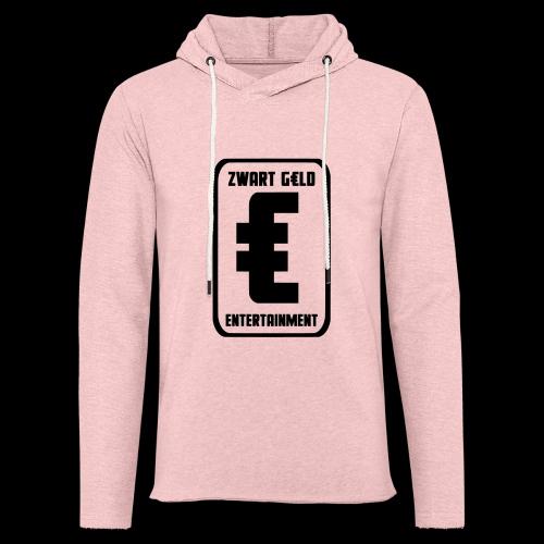 ZwartGeld Logo Sweater - Lichte hoodie unisex
