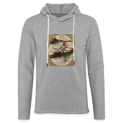 Lady Sculler - Anonyme - Sweat-shirt à capuche léger unisexe
