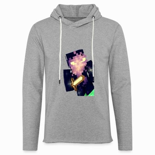 Shaykh Gaming Mineĉraft Skin - Light Unisex Sweatshirt Hoodie