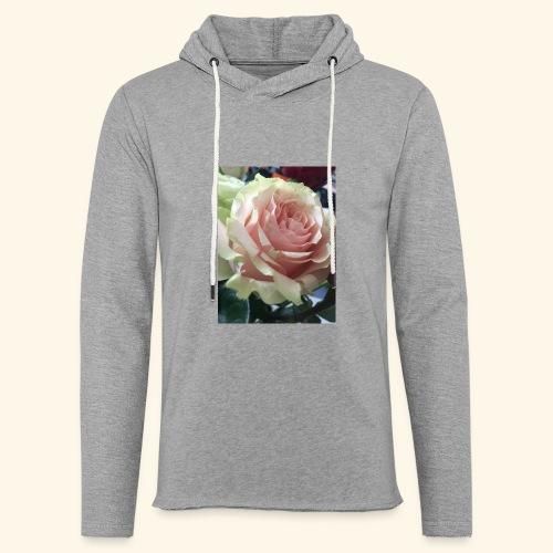 Roses - Leichtes Kapuzensweatshirt Unisex