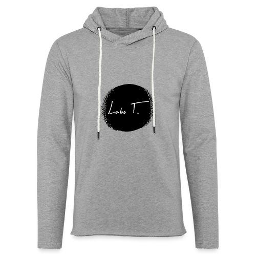 Logo Labo T. - Sweat-shirt à capuche léger unisexe