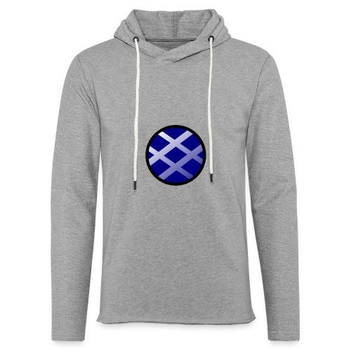 Logo církel - Light Unisex Sweatshirt Hoodie