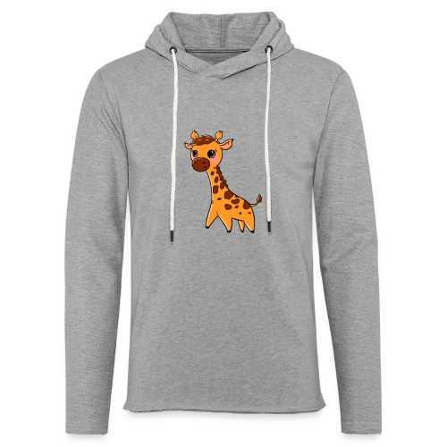Mini Giraffe - Light Unisex Sweatshirt Hoodie