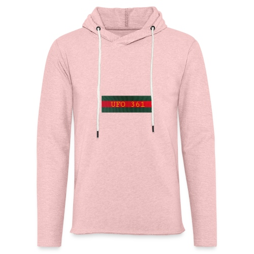 hoodie - Leichtes Kapuzensweatshirt Unisex