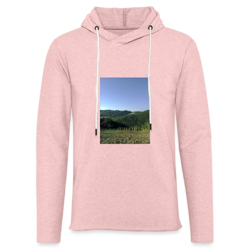 Panorama - Felpa con cappuccio leggera unisex