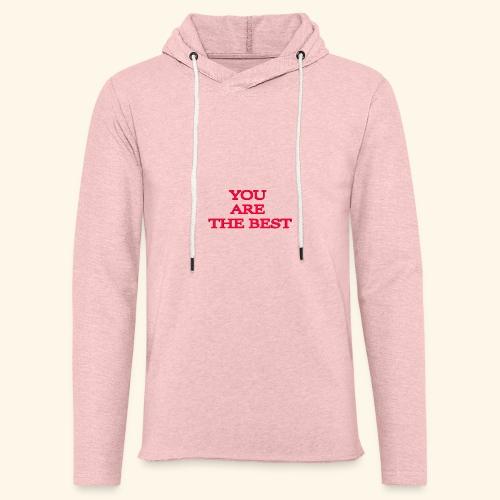 best 717611 960 720 - Let sweatshirt med hætte, unisex