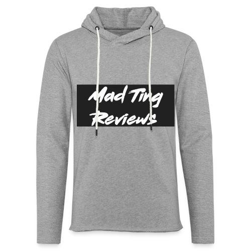 Mad Ting Reviews OG clothing Logo - Light Unisex Sweatshirt Hoodie