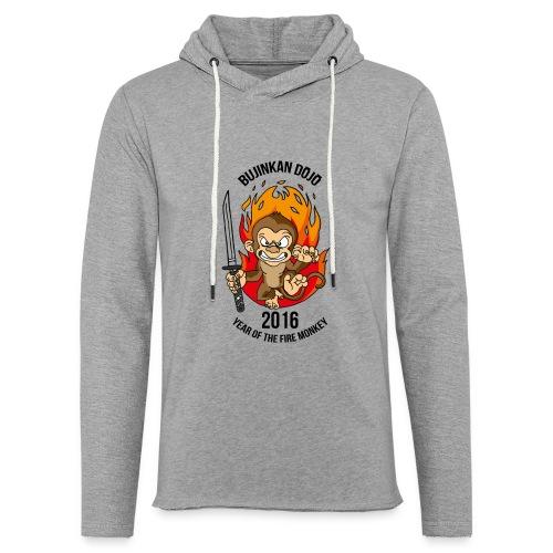 Fire monkey - Light Unisex Sweatshirt Hoodie