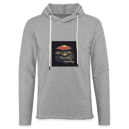 Hoven Grov knapp - Light Unisex Sweatshirt Hoodie