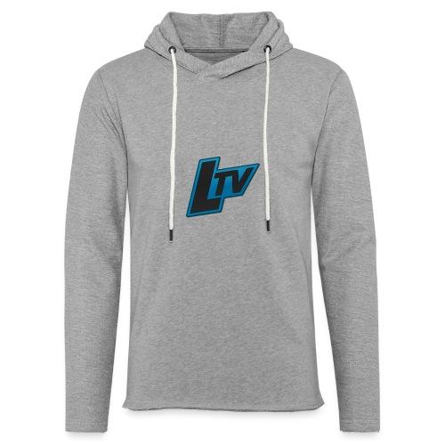 Lundorff_tv - Let sweatshirt med hætte, unisex