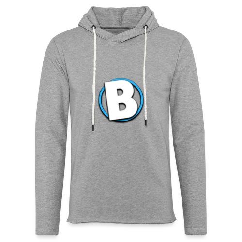 Bumble Logo - Light Unisex Sweatshirt Hoodie