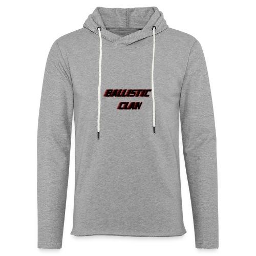 BallisticClan - Lichte hoodie unisex