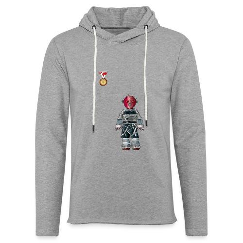 Trashcan - Leichtes Kapuzensweatshirt Unisex