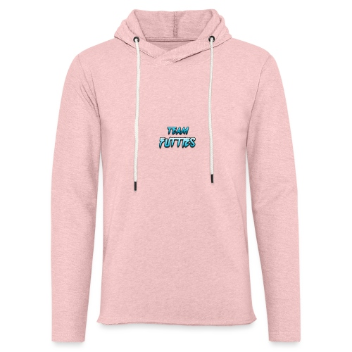 Team futties design - Light Unisex Sweatshirt Hoodie