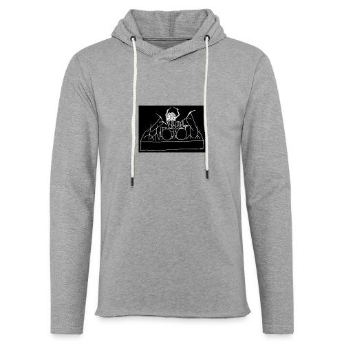 Drummer - Light Unisex Sweatshirt Hoodie