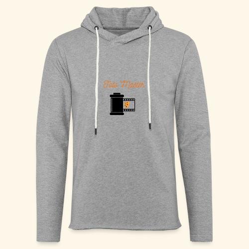 Foto Master 2nd - Let sweatshirt med hætte, unisex