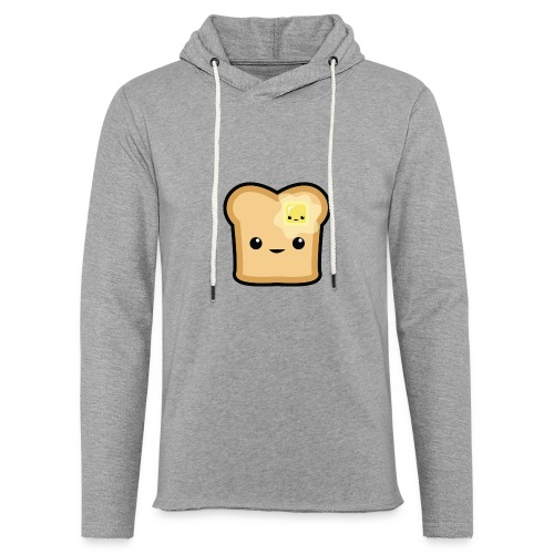 Toast logo - Leichtes Kapuzensweatshirt Unisex