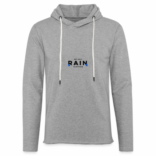 Rain Clothing Tops -ONLY SOME WHITE CAN BE ORDERED - Light Unisex Sweatshirt Hoodie