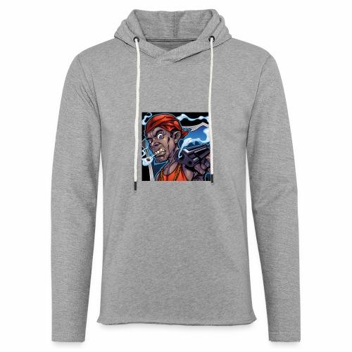 Crooks Graphic thumbnail image - Sweat-shirt à capuche léger unisexe