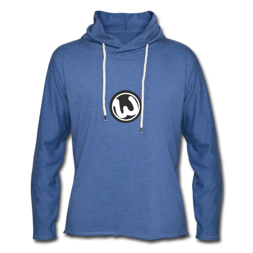 Wooshy Logo - Light Unisex Sweatshirt Hoodie