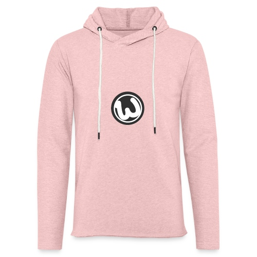 Wooshy Logo - Light Unisex Sweatshirt Hoodie