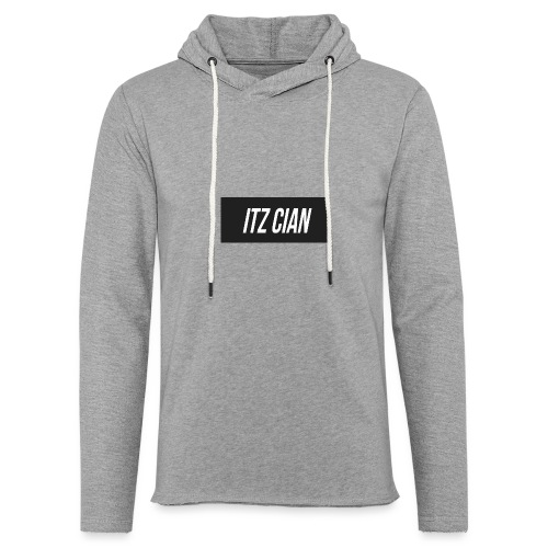 ITZ CIAN RECTANGLE - Light Unisex Sweatshirt Hoodie