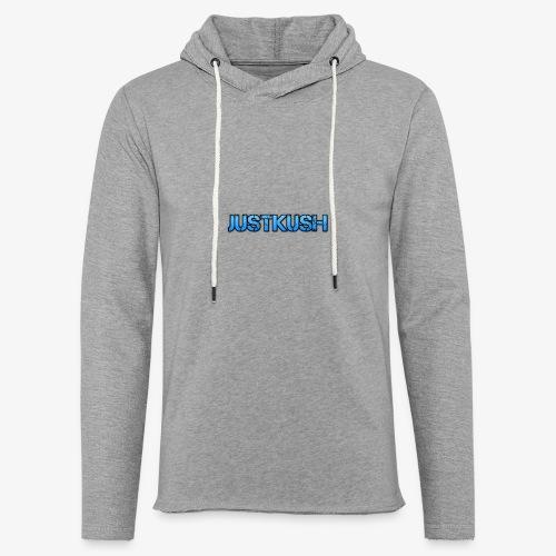 JustKush - Leichtes Kapuzensweatshirt Unisex