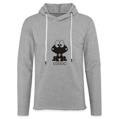 comic - Lekka bluza z kapturem