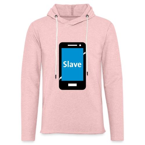 Slave to my phone 1 - Lichte hoodie unisex