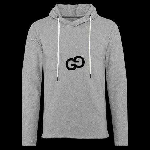 GGWear - Let sweatshirt med hætte, unisex