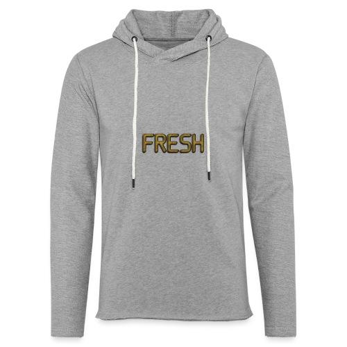 Limited Edition Fresh (Gold) Design - Light Unisex Sweatshirt Hoodie