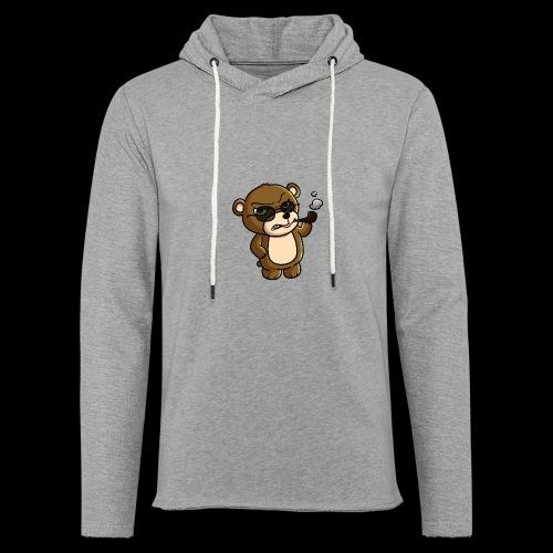 AngryTeddy - Light Unisex Sweatshirt Hoodie