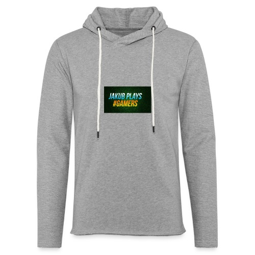merch logo - Light Unisex Sweatshirt Hoodie
