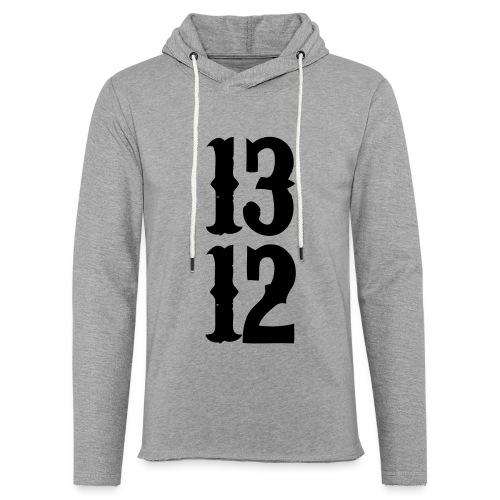 1312 - Leichtes Kapuzensweatshirt Unisex