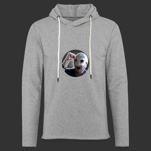 Logo kanału wicek3d na Youtube - Lekka bluza z kapturem
