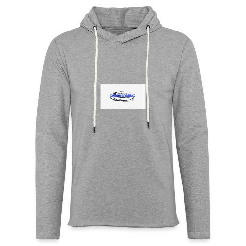 Logo3 - Leichtes Kapuzensweatshirt Unisex