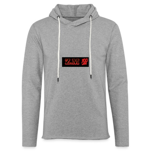 Z.M 100 - Light Unisex Sweatshirt Hoodie